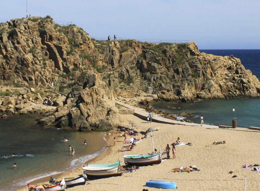Strand Sa Palomera