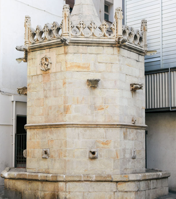 The Gothic Fountain