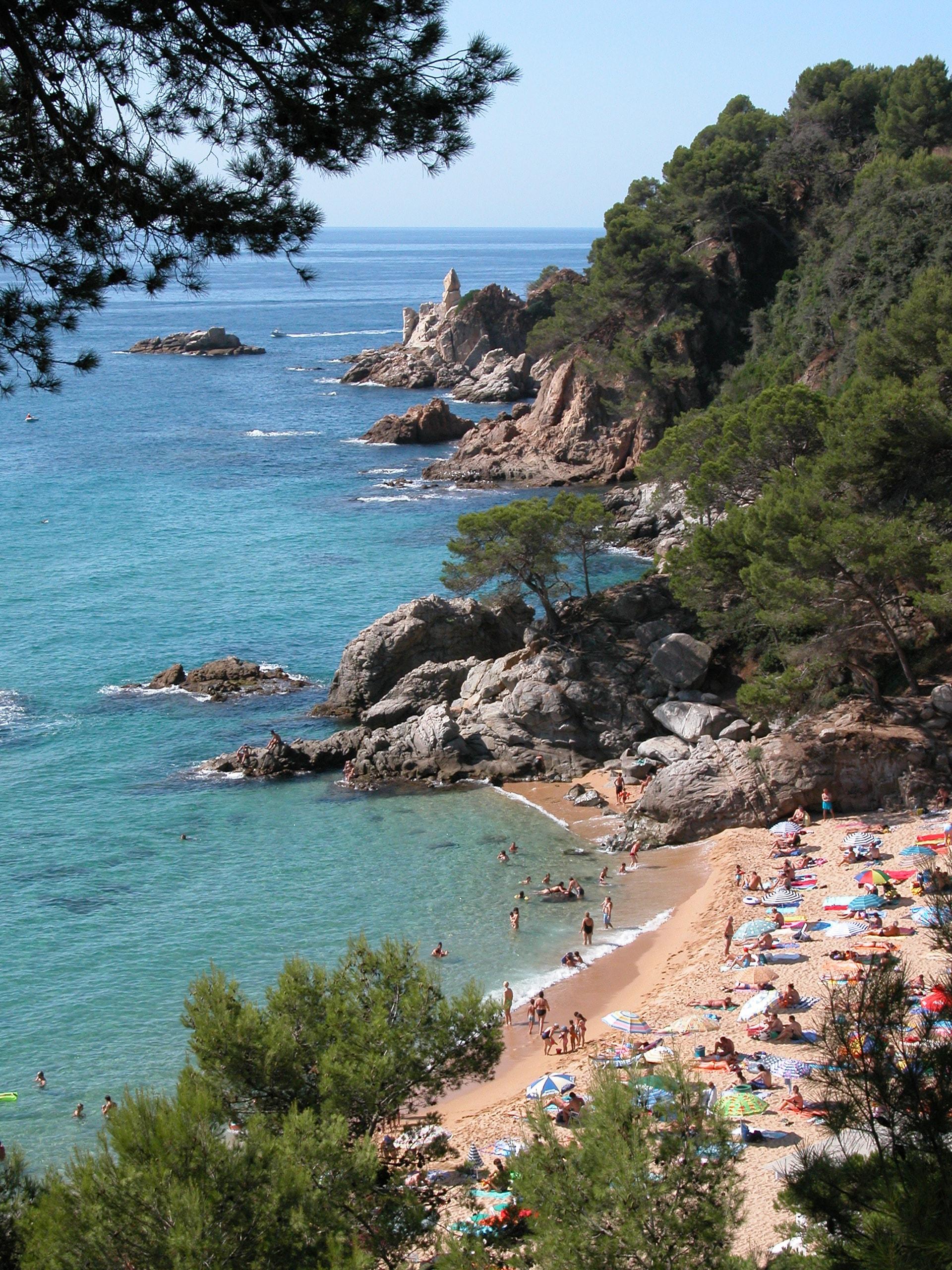 Cala treumal turisme blanes - Office de tourisme costa brava ...