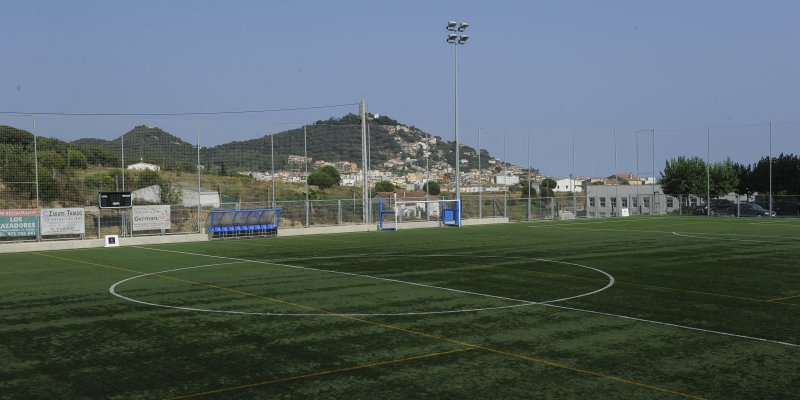 Camp Futbol Ca la Guidó