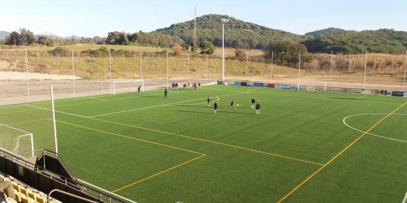 Camp de futbol de la Ciutat Esportiva