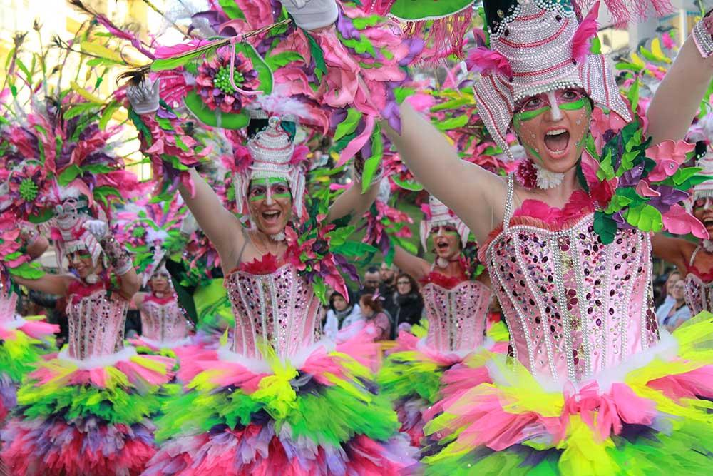 carnaval blanes