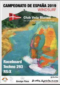 windsurf blanes