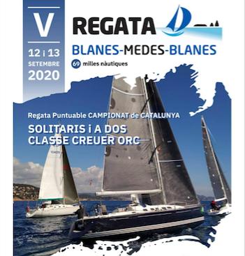 regata club vela blanes