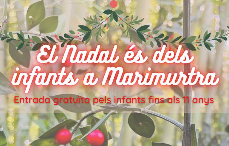 El Nadal dels infants a Marimurtra