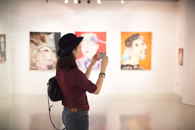 """Realismes"" Exhibition"
