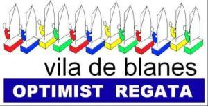 Vila de Blanes Optimist regata